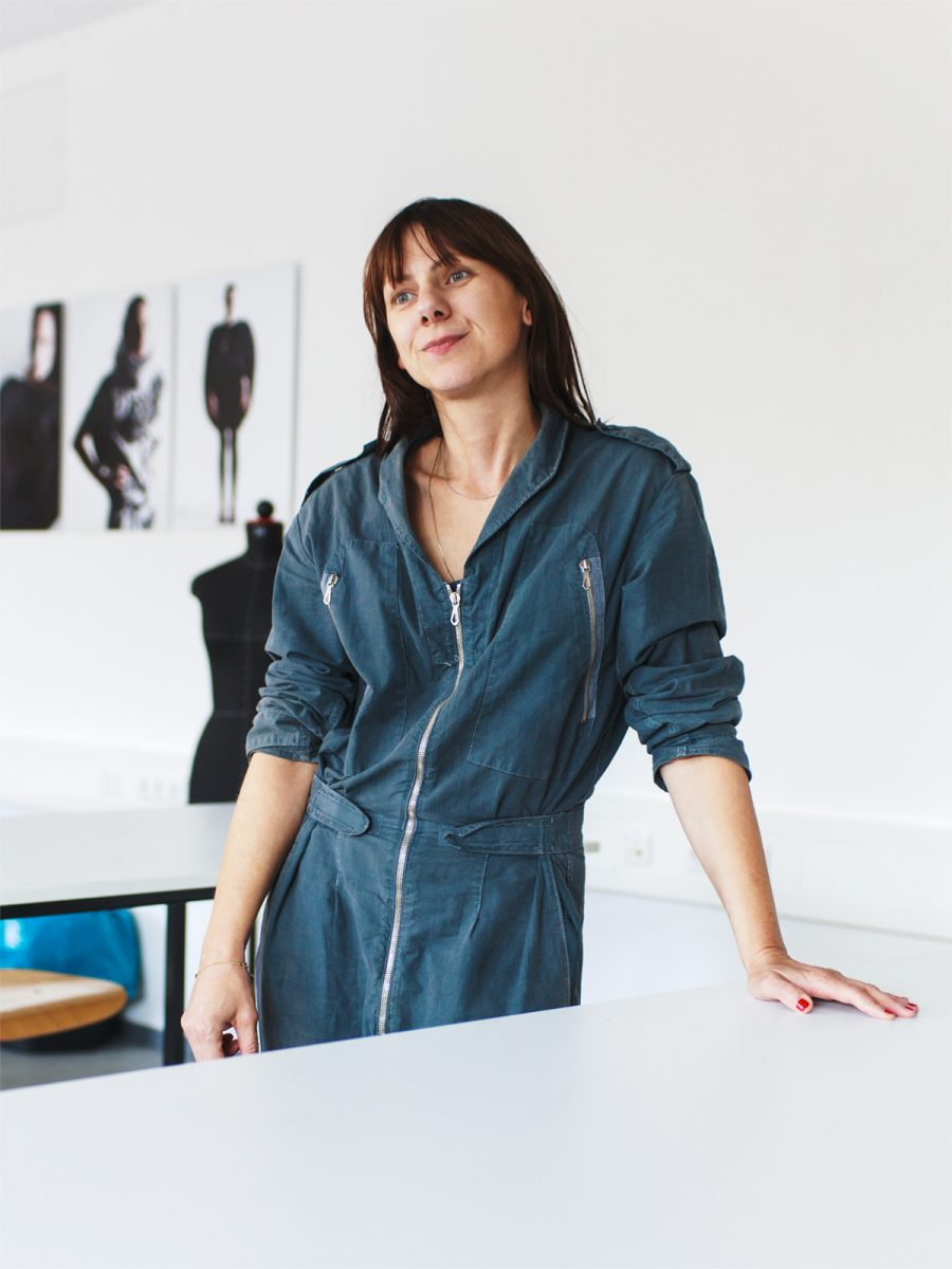Antje Drinkuth, Fashion Editor, Berlin, Germany